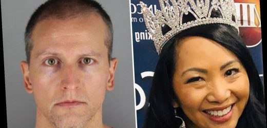 Derek Chauvin's pageant wife 'doesn't want a penny in divorce and cites irretrievaminble breakdown of marriage' – The Sun
