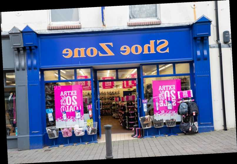 Shoe Zone to close 20 shops and axes head office jobs