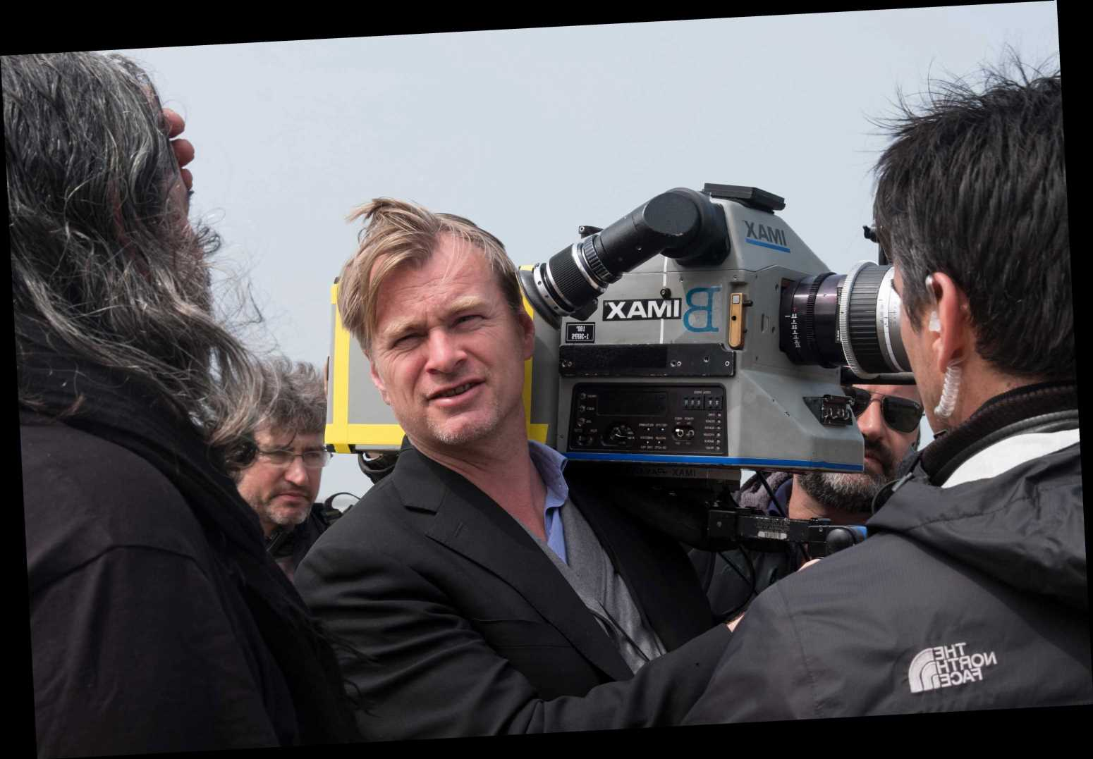 For 'Tenet,' Christopher Nolan Says He Built One of the Largest Outdoor Sets in History