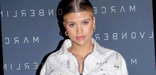 Sofia Richie Fights To End Racism At Protest For All Black Lives Matter — Pics