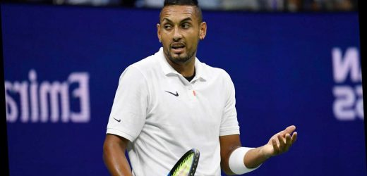 Nick Kyrgios says Americans 'selfish' to proceed with U.S. Open in August