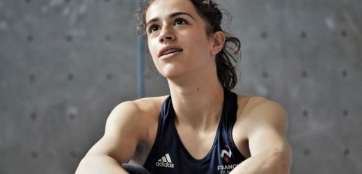 Climbing: French junior world champion in bouldering Luce Douady dies in fall, aged 16