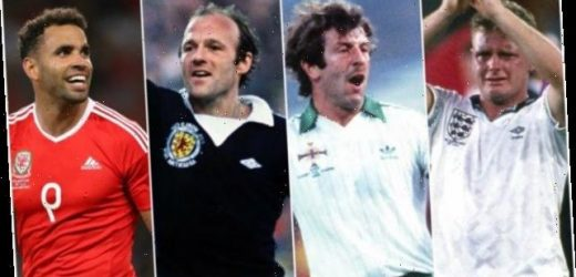 Match of the Day: Top 10 podcast – home nations moments since 1966