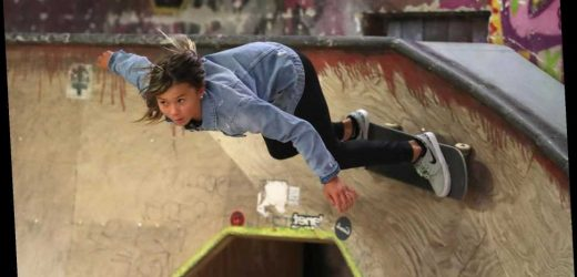 Sky Brown: 11-year-old skateboarder 'lucky to be alive' after fracturing skull in fall
