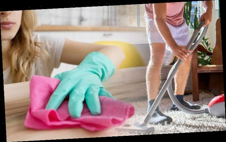 Stress relief: How spring cleaning boosts your mood