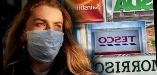 Face mask policy: Tesco, Sainsbury's Asda, Morrisons and Aldi rules updates