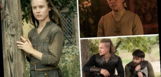 Last Kingdom cast: How old is Ruby Hartley? Cast ages revealed