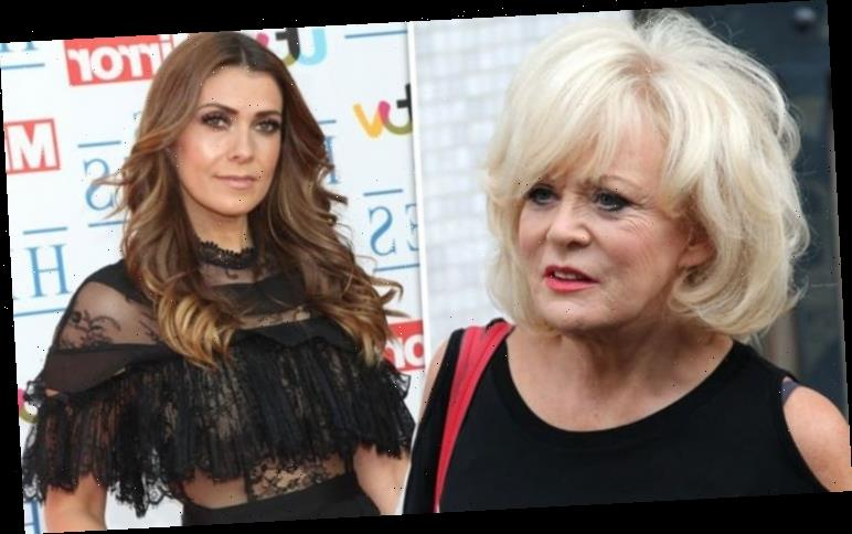 Kym Marsh speaks out on former co-star Sherrie Hewson's claims over Corrie 'change'