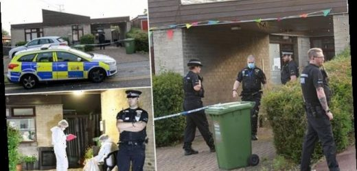 A murder investigation has been launched after a man in his 60s died