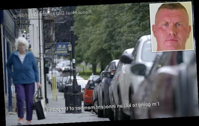 Raoul Moat's threat to 'kill public' heard for the first time