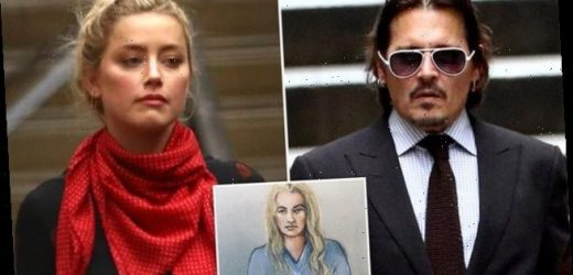Amber Heard 'LIED to US immigration' about her aide, court hears