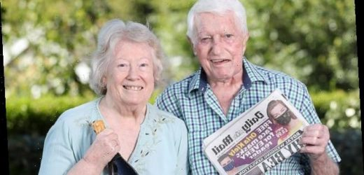 Couple's joy as they scoop £10k in Mail's first weekly Treasure Hunt
