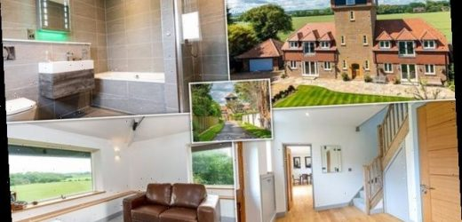 Man raffles£1.25 million four-bedroom Sussex home for just £2