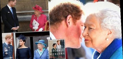 'No titles' were used when the Queen invited Prince Harry to lunch