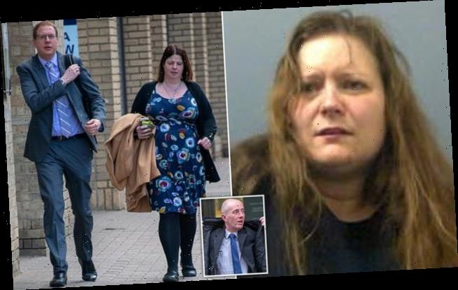 Pictured: Mother who asked three different men to murder ex-husband