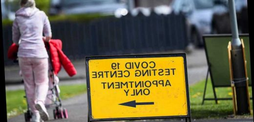 Hundreds more Covid test centres to open so every Brit is within 30 minute walk of testing site