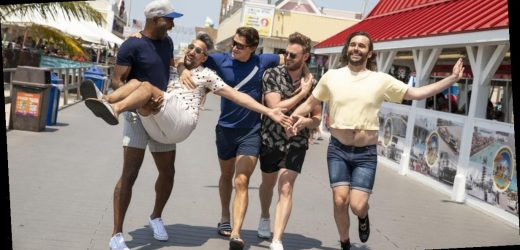 The Queer Eye Guys Name Their All-Time Favorite Outfits of Season 5