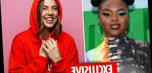 Mel C teams up with rapper Nadia Rose to make grime track for her new album
