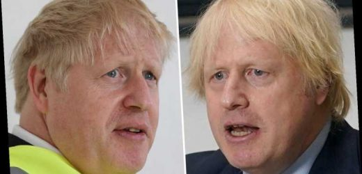 Boris Johnson sports new haircut after months of a  shaggy blonde mane