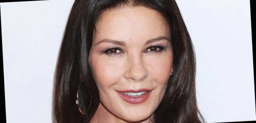 Catherine Zeta-Jones Drops 3 New Makeup Products