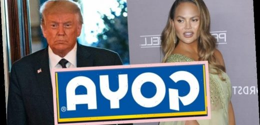 Chrissy Teigen & More Call For BOYCOTT Of Goya Foods After CEO Says Latinos Are 'Truly Blessed&#821