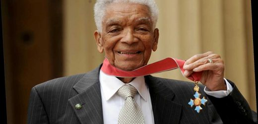 British film and television pioneer Earl Cameron dead at 102