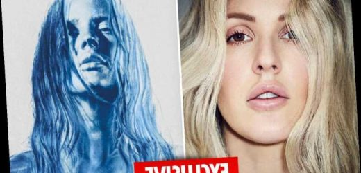 Singer Ellie Goulding reveals her vulnerable yet confident personality in her new album Brightest Blue