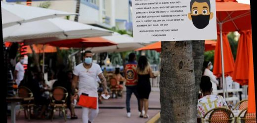 Florida surpasses New York's coronavirus tally, records another 78 deaths