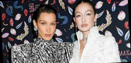 Gigi and Bella Hadid Love Pattaraphan's Edgy and Effortless Jewelry