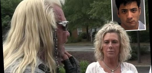 Dog the Bounty Hunter and fiance Francie Frane hunt wanted 'meth dealer' fugitive in Virginia – The Sun