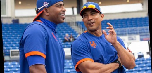 Yoenis Cespedes' Opening Day wish gets Mets boost from Luis Rojas