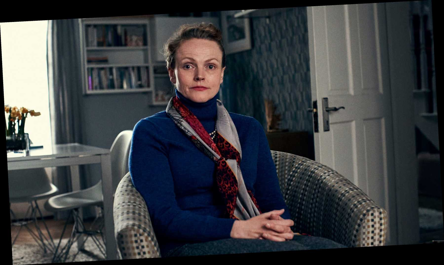 Maxine Peake left 'in state of high anxiety for weeks' over role on BBC's Talking Heads