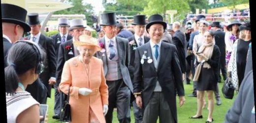 Chinese fixer 'tasked with grooming foreign elites' targeted top royals and even met the Queen at Ascot