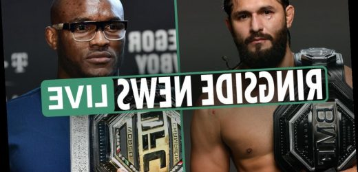 Ringside news LIVE: UFC 251 – Masvidal vs Usman WEIGH IN, Dillian Whyte splits from trainer, Mike Tyson loses FIVE stone – The Sun
