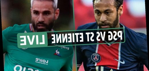 PSG vs St Etienne LIVE SCORE: Mbappe CRYING after brawl, Perrin OFF – stream FREE, TV, latest Coupe de France updates – The Sun