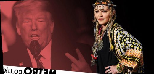 Madonna once rejected Donald Trump according to explosive new book