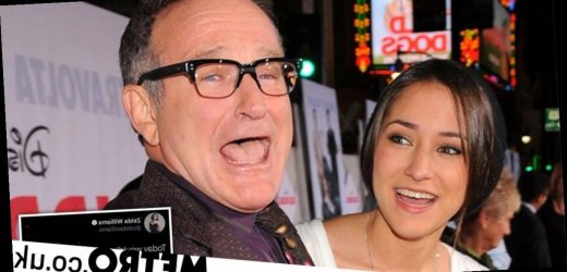 Robin Williams' daughter marks his 69th birthday by donating to shelters