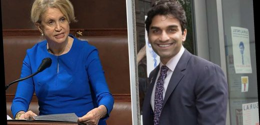 NYC Rep. Carolyn Maloney pulling ahead of rival Suraj Patel in mail-ballot vote