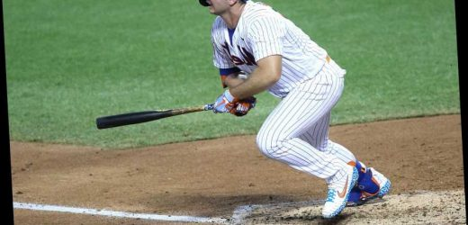 Mets' Pete Alonso brings 'relentless attitude' in first game back