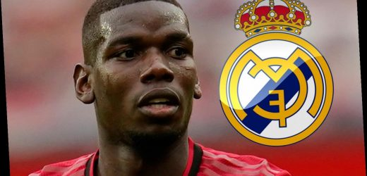 Real Madrid set to launch new Paul Pogba transfer approach with Zidane 'annoyed' at failure to land Man Utd star