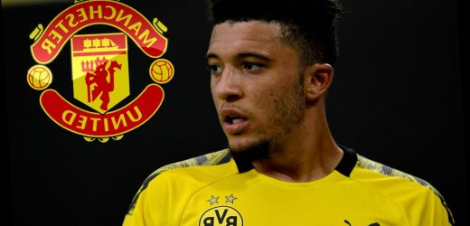 Man Utd transfer target Jadon Sancho given deadline by Dortmund to sort future and will NOT sell during season – The Sun