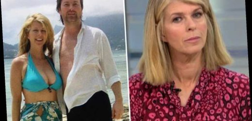 Emotional Kate Garraway says she's 'desperate' for Derek Draper to 'take a step forward' in recovery