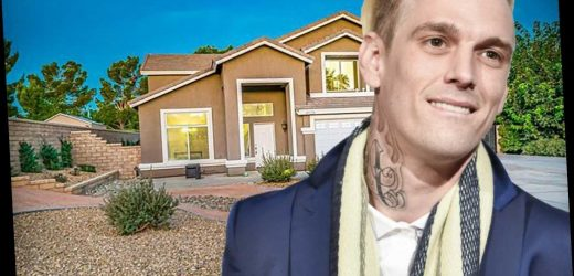 Aaron Carter selling Southern California home for $599K