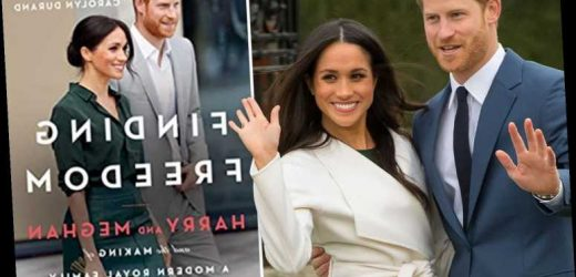 Meghan Markle 'emboldened' Prince Harry to quit royals… but he already wanted to leave, claim Finding Freedom authors