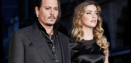Johnny Depp allegedly joked 'now i can punch her' after wedding to Amber Heard