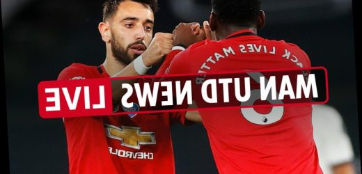 8pm Man Utd news LIVE: Bruno Fernandes and Pogba both INJURED, Grealish transfer 'DONE', Koulibaly £64m, Sancho LATEST – The Sun