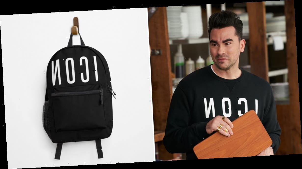 Yay, David! Someone Designed Backpacks That Look Like Outfits From Schitt's Creek