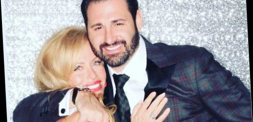 Dina Manzo, Dave Cantin celebrated anniversary days before her ex's arrest