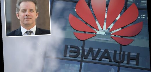 Ex MI6 spy's dossier accuses China and Huawei of orchestrating 'covert campaign to target MP's to become 'useful idiots'