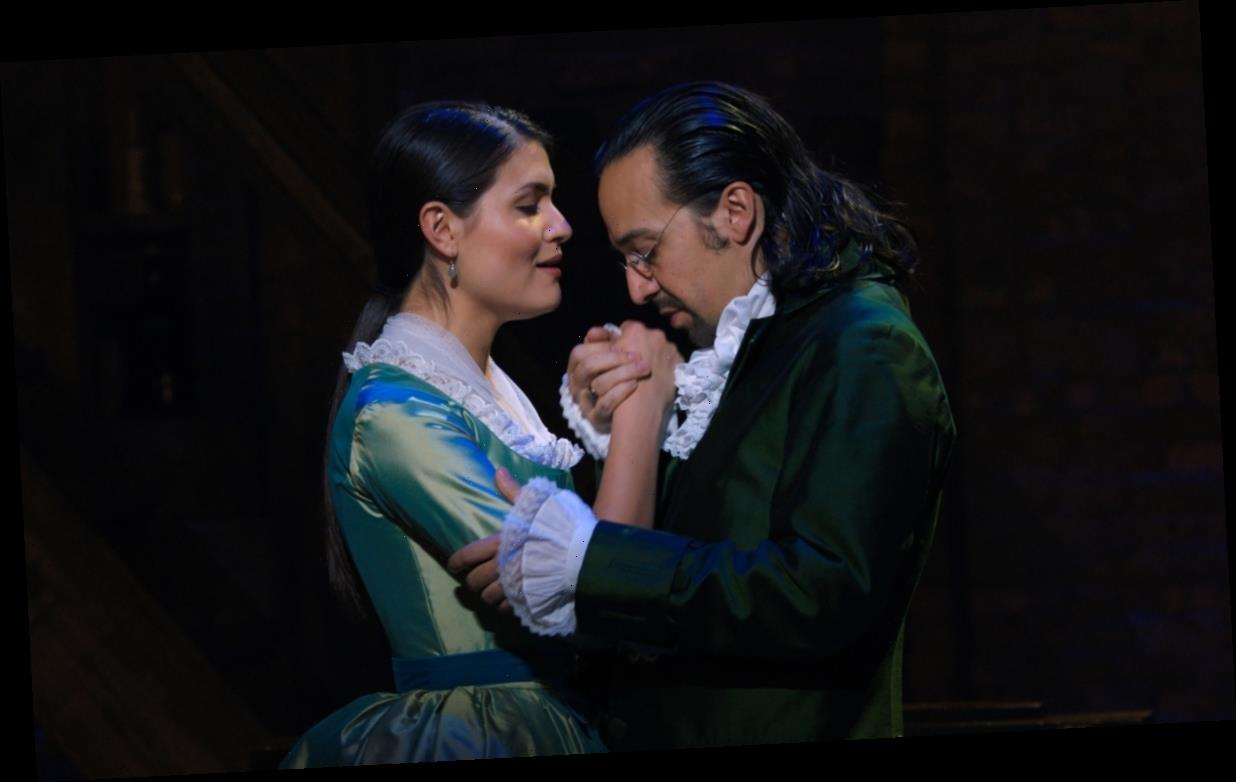 Hamilton's ending explained: find out why Eliza gasps in the last moment of the show